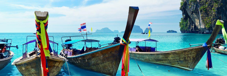 Thajsko v hlavní sezóně – 9 638 Kč