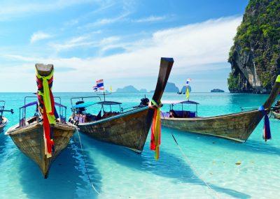 Thajsko v hlavní sezóně - 9 638 Kč