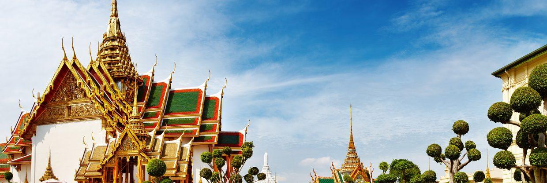 Bangkok z Prahy, Vídně nebo Mnichova od 10 143 Kč