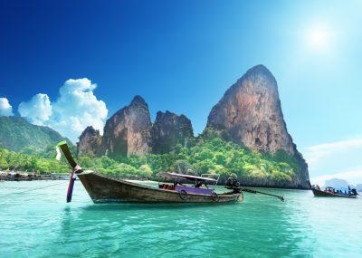 Levné letenky do Thajska během zimy