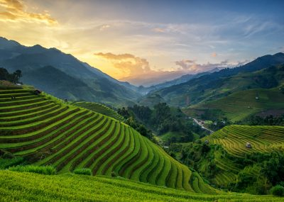 Vietnam z Vídně za 10 100 Kč