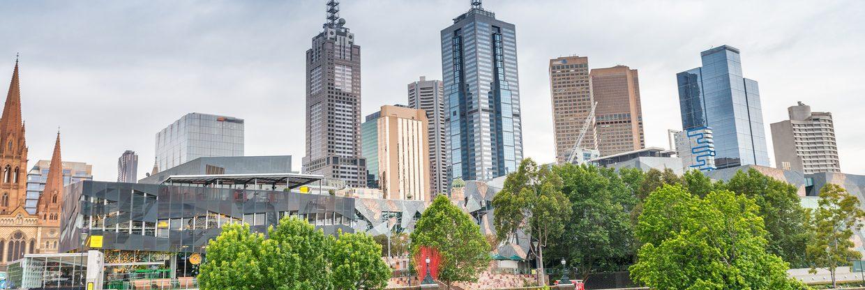 Austrálie – Melbourne z Mnichova
