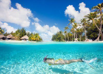 Francouzská Polynésie - Papeete