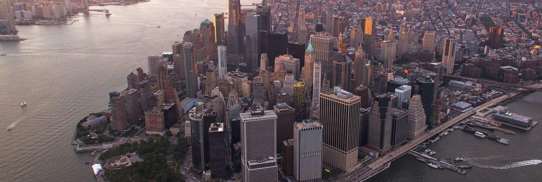 New York z Prahy za 7 929 Kč