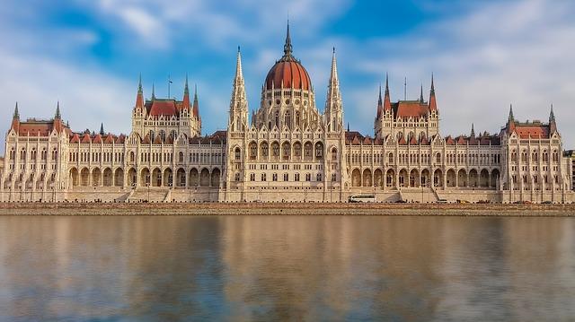 Budapešť z Prahy
