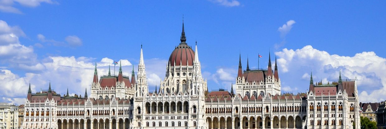 Budapešť na víkend z Prahy