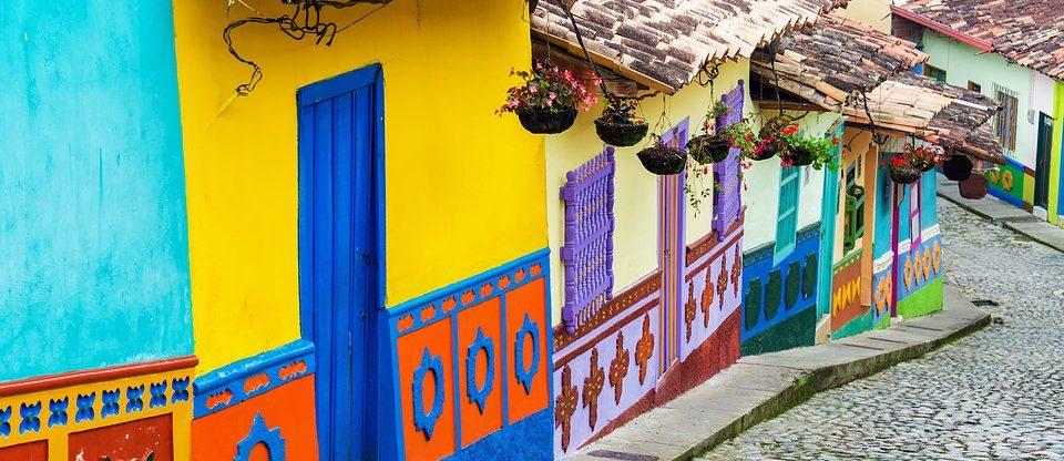 Kolumbie – Bogotá z Vídně za 11 998 Kč