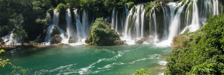 Bosna a Hercegovina: Tuzla z Vídně