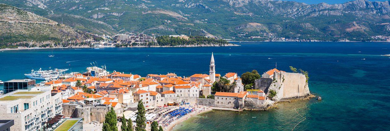 Černá Hora na prodloužený víkend z Vídně