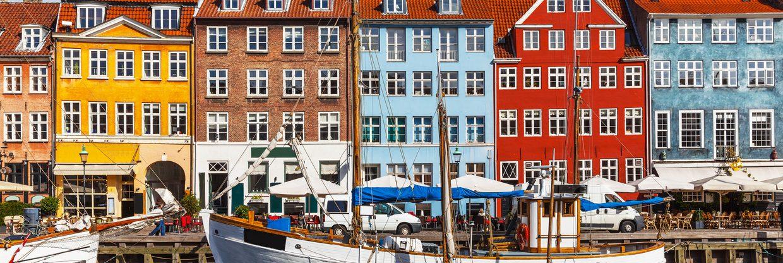 Kodaň z Prahy na prodloužený víkend za 778 Kč