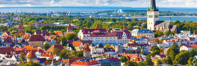 Estonsko: V létě na sever Evropy z Vídně