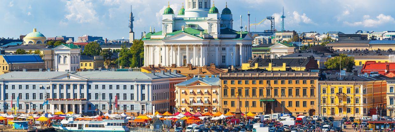 Helsinky z Berlína