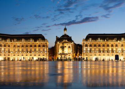 z Prahy do Bordeaux