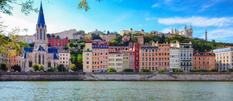 Prodloužený víkend v Lyonu
