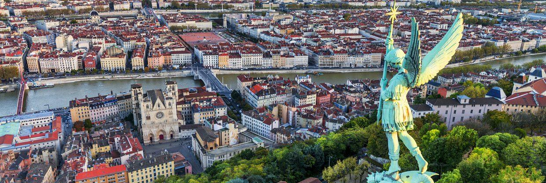Na prodloužené víkendy z Prahy do Francie – Lyon, Nantes atd.