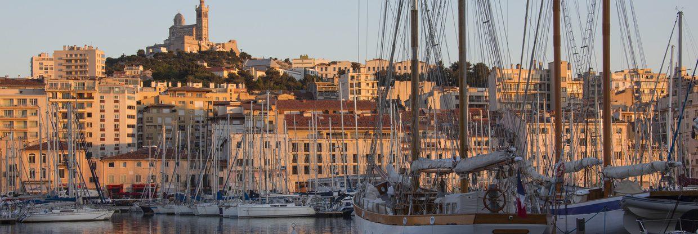 Francie – Marseille na prodloužený víkend z Prahy