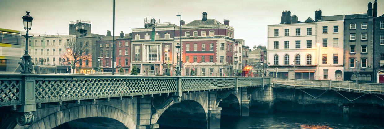 Irsko – Dublin z Prahy na prodloužený víkend