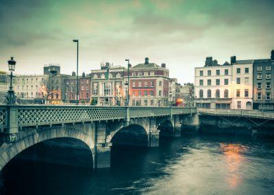 Irsko – Dublin z Prahy na prodloužený víkend od 778 Kč