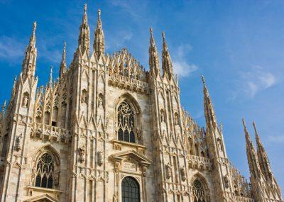 Letenky do Milána