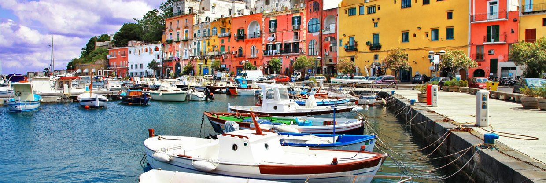 Itálie: Neapol z Prahy na víkend i déle