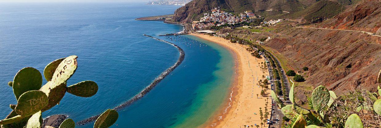 Flexibilní letenky na Kanárské ostrovy: z Vídně na Tenerife