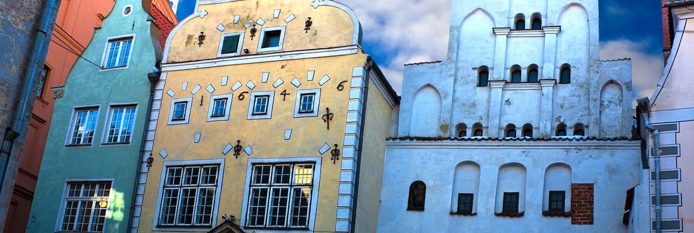Pobaltí – Riga z Prahy