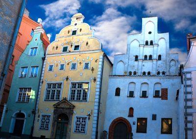 Pobaltí – (nejen) Lotyšsko z Prahy za 518 Kč