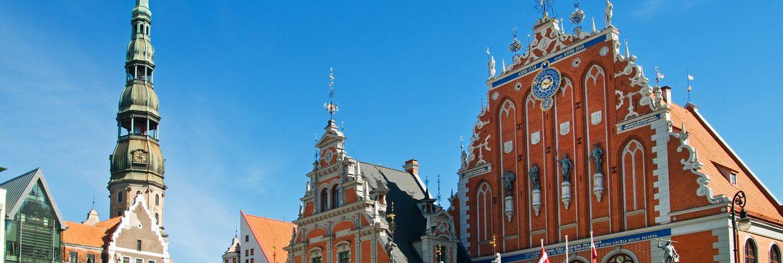 """Lotyšsko – Riga z Prahy + tip na """"Baltic trip"""" za 1 121 Kč"""
