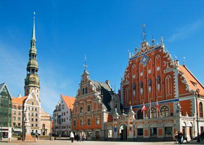 Riga z Prahy