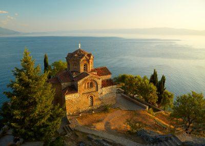 Ohrid z Vídně