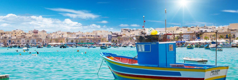 Malta z Vídně na prodloužený víkend