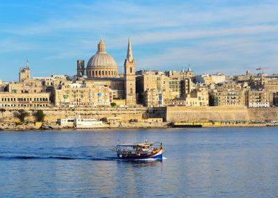 na Maltu