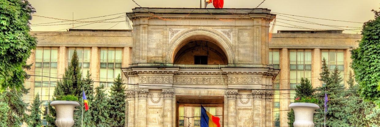 Moldavsko - Kišiněv z Berlína