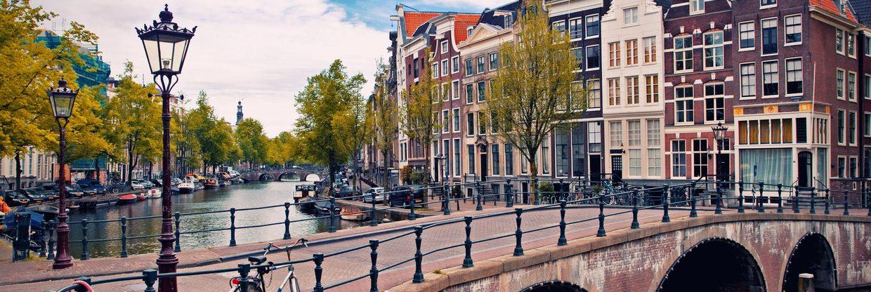 Prodloužený víkend v Amsterdamu z Prahy