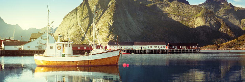 Norsko z Katovic v létě za 481 Kč