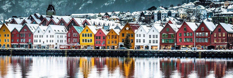 Bergen z Vídně od 512 Kč