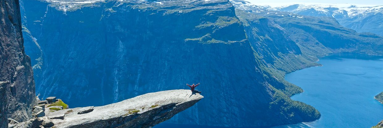 Norsko v létě – 494 Kč