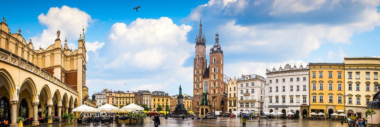 Polsko – Krakov na prodloužený víkend z Prahy za 718 Kč