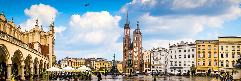 Polsko - Krakov na prodloužený víkend z Prahy