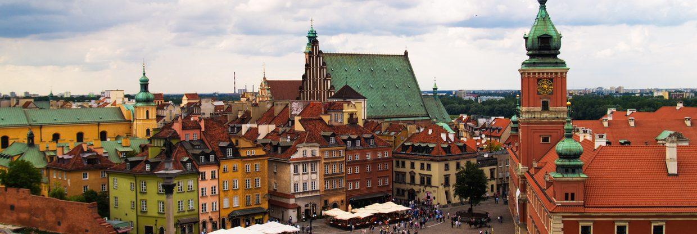 Ryanair: nová linka z Prahy do Varšavy