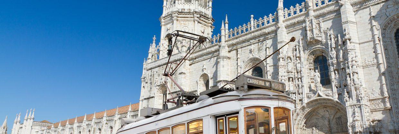 Na letní prodloužený víkend z Vídně do Lisabonu