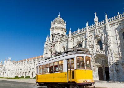 z Vídně do Lisabonu