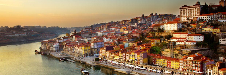 Porto z Vídně