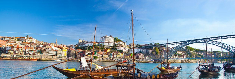Porto z Prahy i na prodloužené víkendy (+zastávka v Lisabonu)