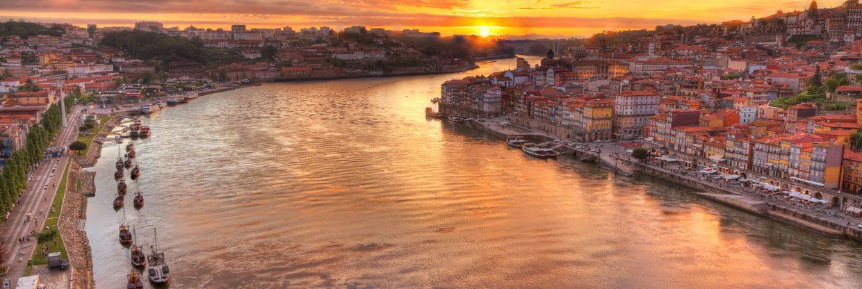 Porto – ke břehům Atlantského oceánu z Vídně