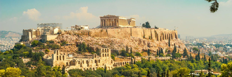 Prodloužený víkend v Aténách od 516 Kč