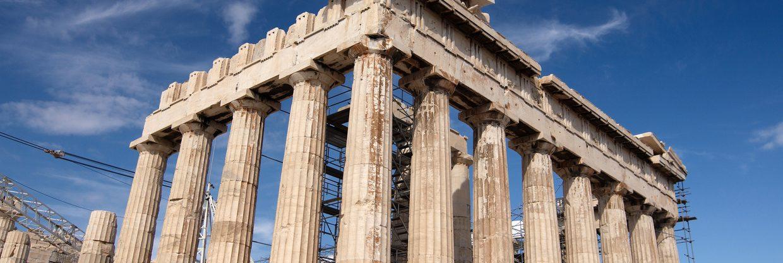 Řecko: červnové Athény z Vídně