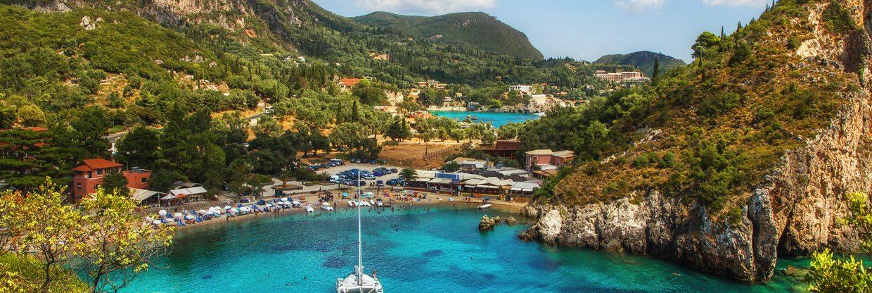 V září či říjnu z Prahy na řecký ostrov Korfu