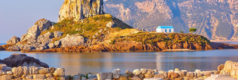 Za slunečními paprsky na řecký ostrov Kós z Vídně