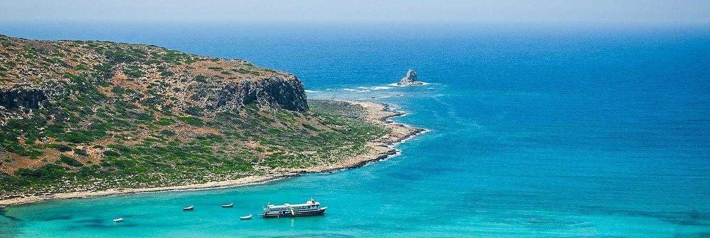 Řecký ostrov Kréta – Heraklion z Vídně